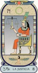 8. La Justicia