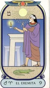 9. El Sabio Ermitaño