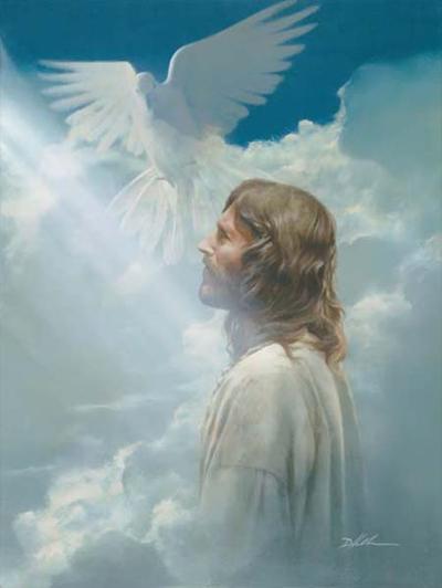 Imágenes-de-Jesús-con-la-paloma-de-la-paz