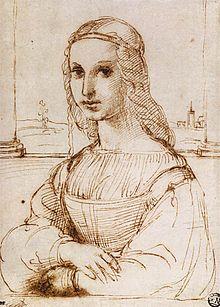 19. Raffaello_Sanzio_-_Portrait_of_a_Woman_-_WGA18948