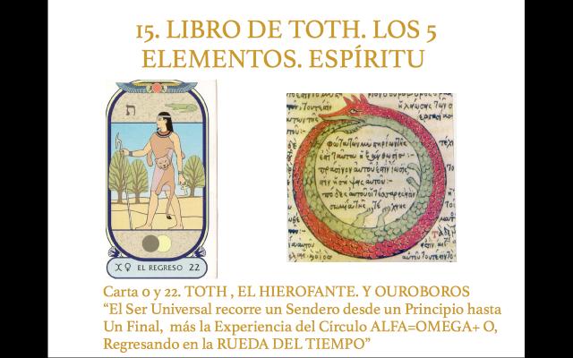 Libro de Toth 15