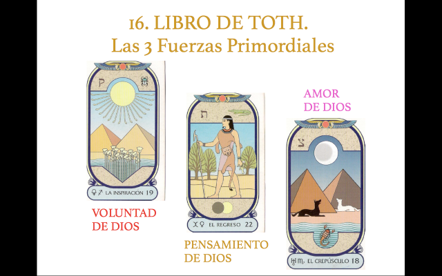Libro de Toth 16