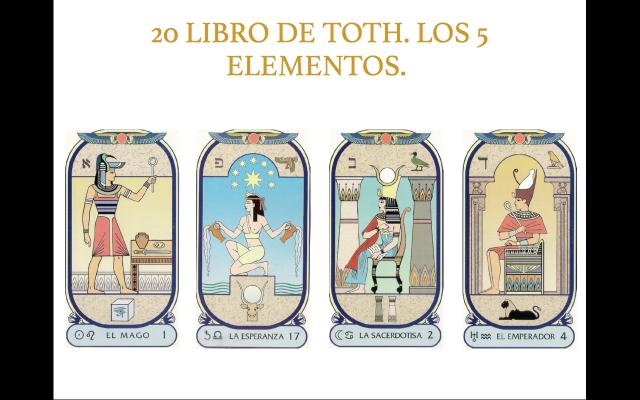 Libro de Toth 20